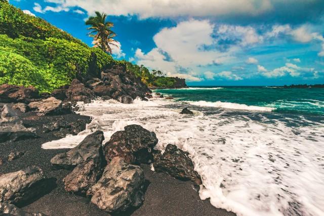Wai'anapanapa State Park, Hawaii