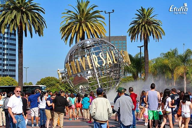 SUA Los Angeles - Studiourile Universal