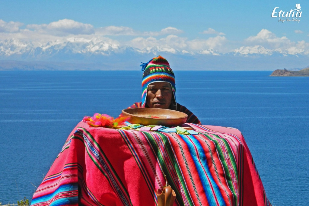 Peru si Bolivia Titicaca