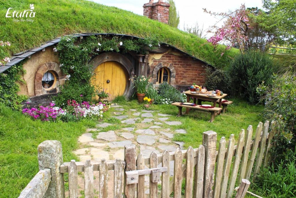 Noua Zeelanda Hobbiton