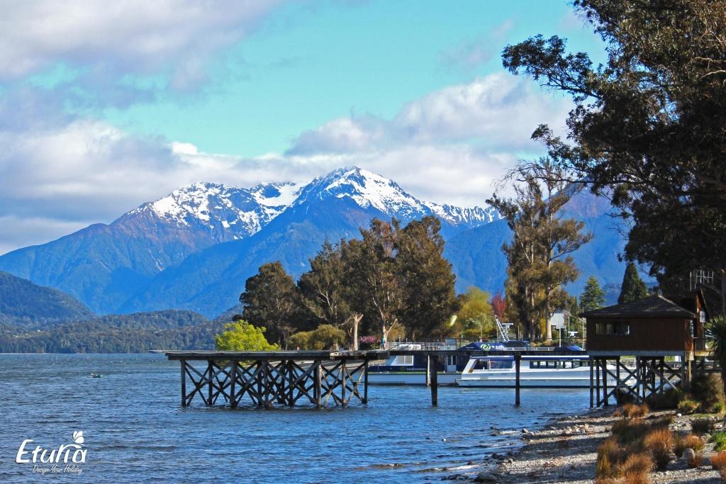 Noua Zeelanda Milford Sound