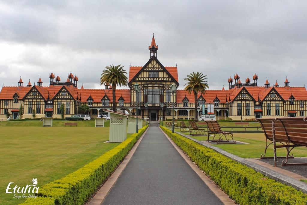 Noua Zeelanda Rotorua