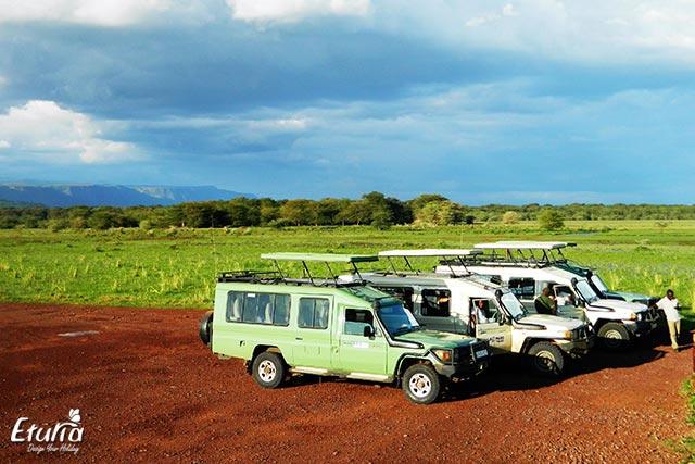 Tanzania Lacul Manyara