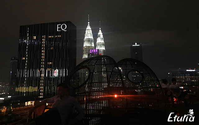 Sky Bar Traders - Turnurile Petronas