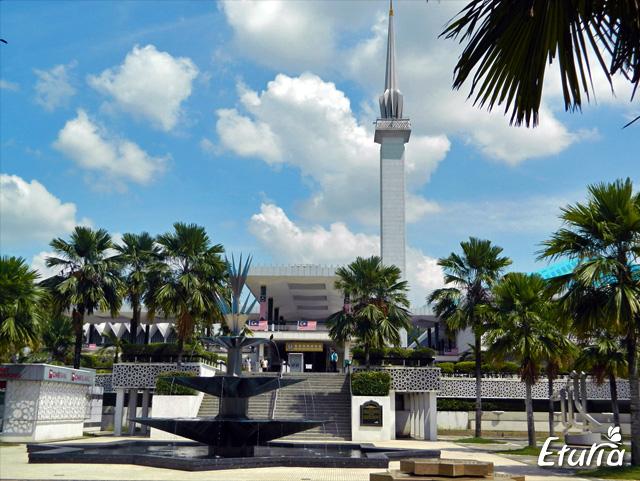Moscheea Nationala Kuala Lumpur