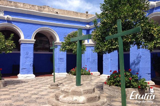 Manastirea Santa Catalina din Arequipa Peru img1