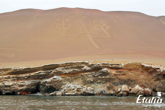 Peru-Candelabrul