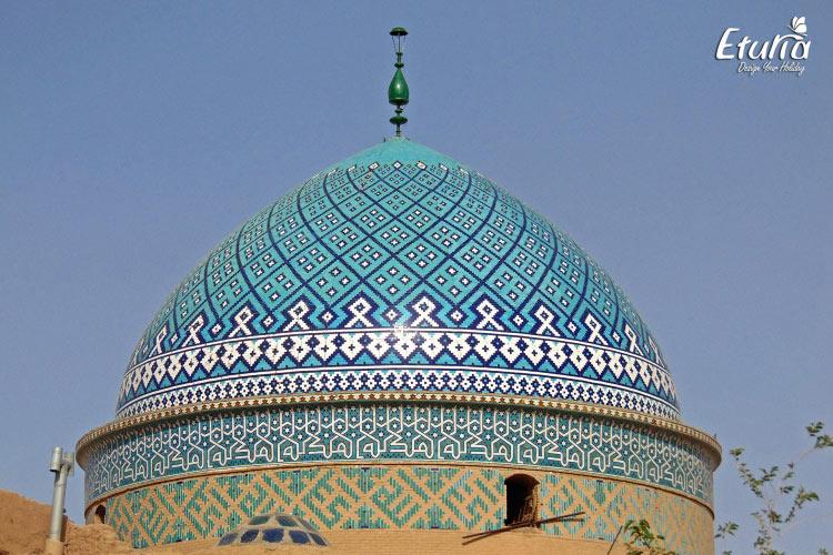 Iran Moscheea Jameh