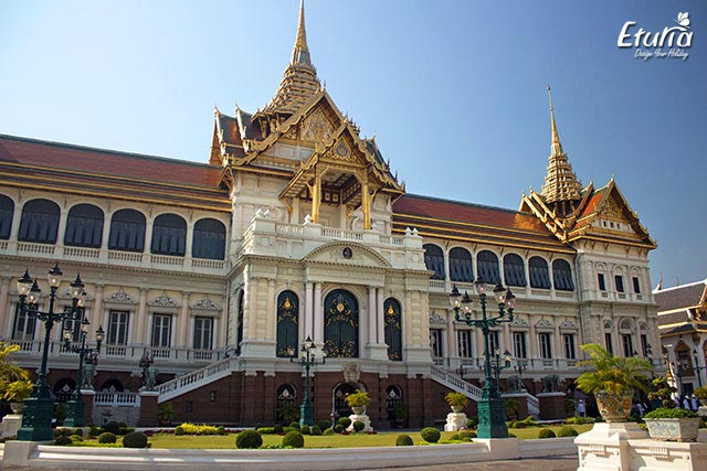 Bangkok Palatul Regal