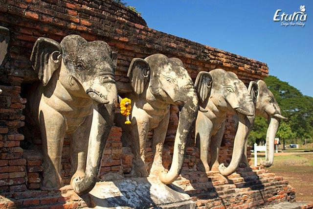 Thailanda Sukhothai