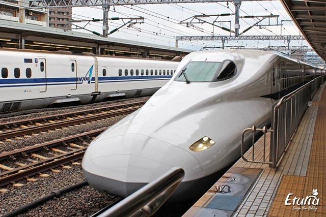 Japonia Tren Shinkansen