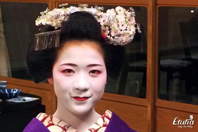 Japonia Kyoto Maiko
