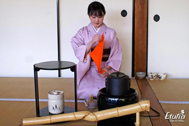 Japonia Kyoto Ceremonia ceaiului