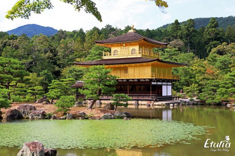 Japonia Kinkaku-ji