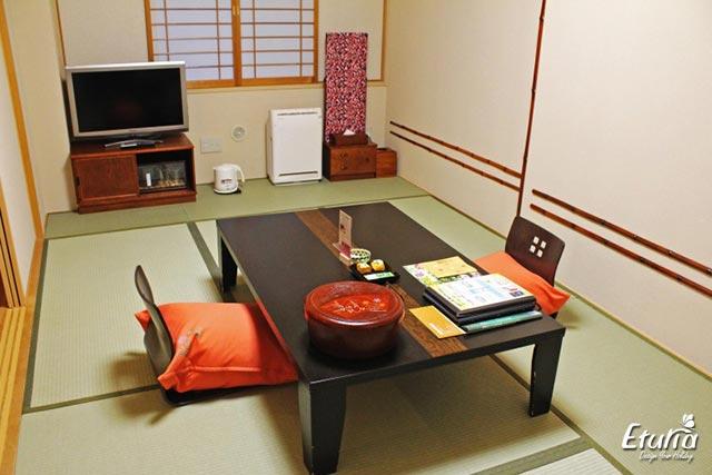 Japonia Ryokan