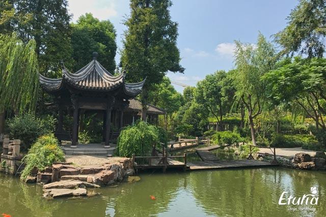 China Gradinile Yu