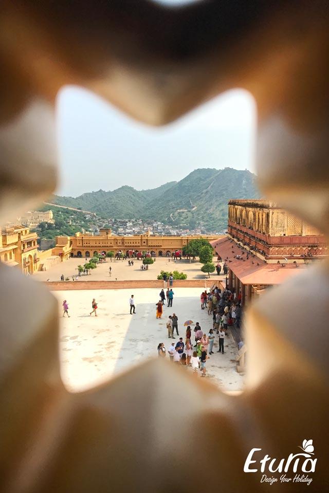 India Fortul Amber