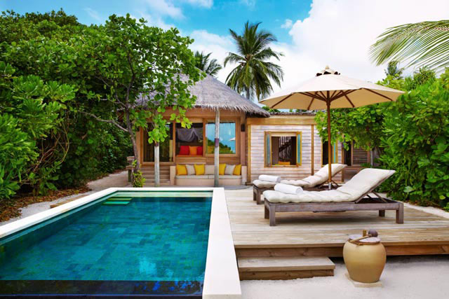 Six Senses Maldive Honeymoon