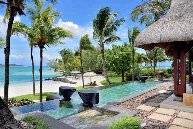 Shangri La Mauritius Honeymoon