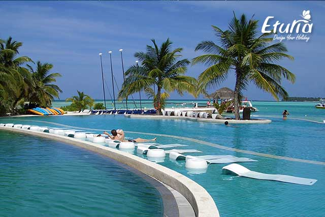 Relaxare in Maldive