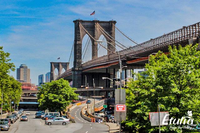 Podul Brooklyn New York