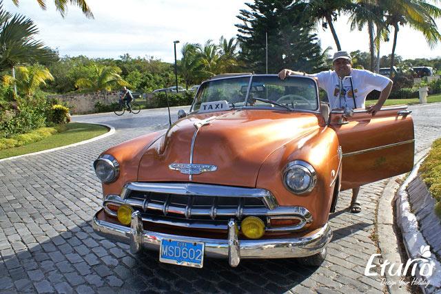 Cuba masina de epoca