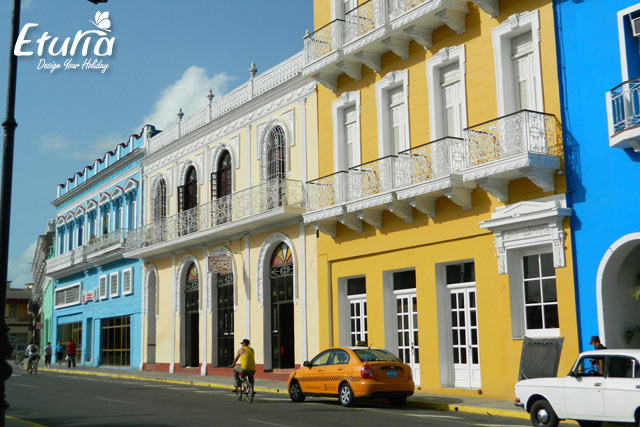 Cuba Orase Coloniale