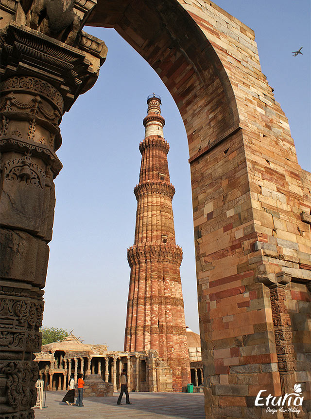 Qutub Minar India