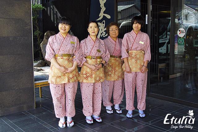 Oferirea bacsisului in Japonia