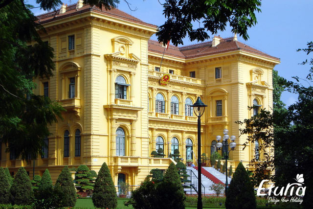 Hanoi - oras colonial
