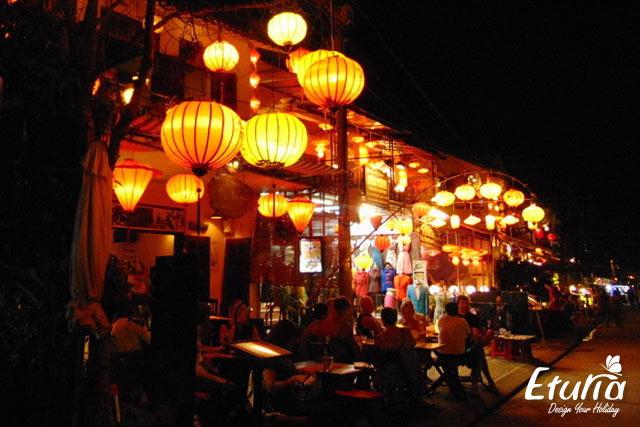 Lampioane Hoi An Vietnam