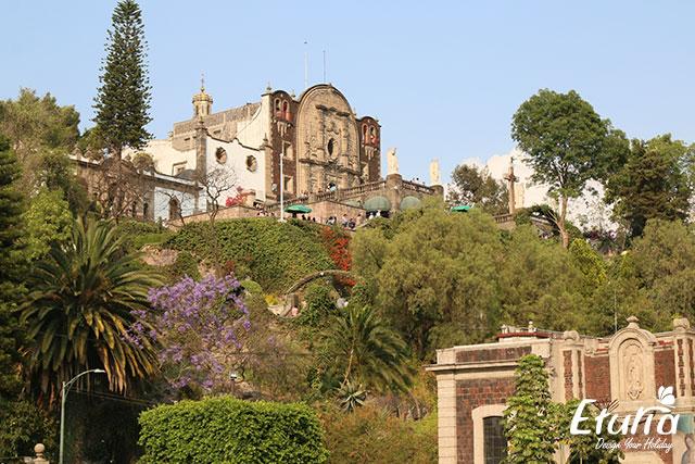 Basilica de Guadalupe - Ciudad de Mexico