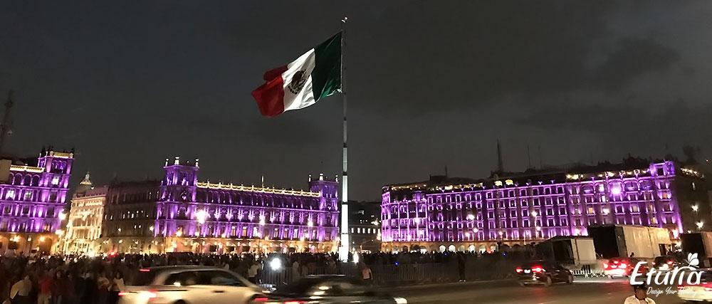 Zocalo - Ciudad de Mexico