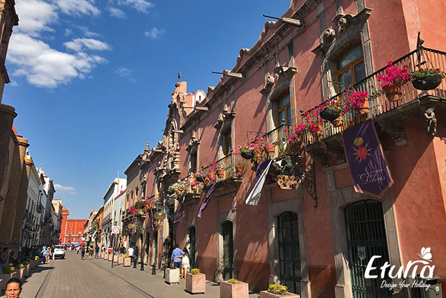 Casa Marchizei de Villa del Villar de Aguila - Queretaro