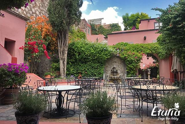 El Jardin Allende