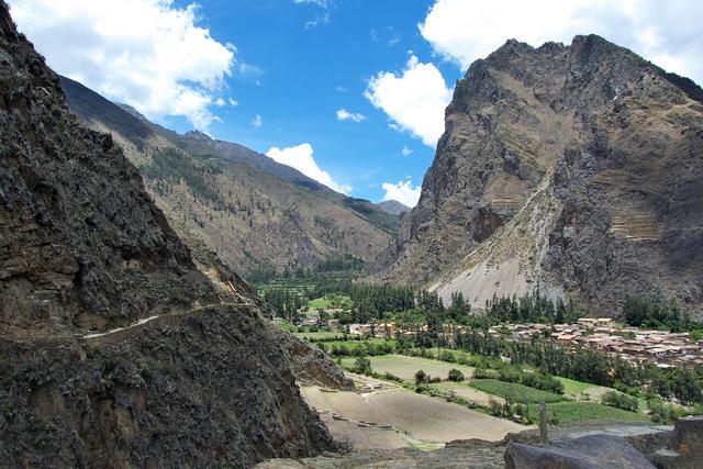 Peru Valea Colca