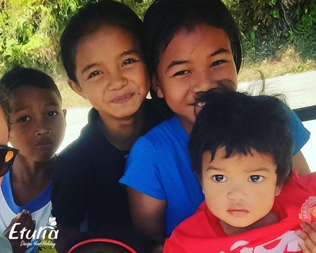 Copii malaezieni