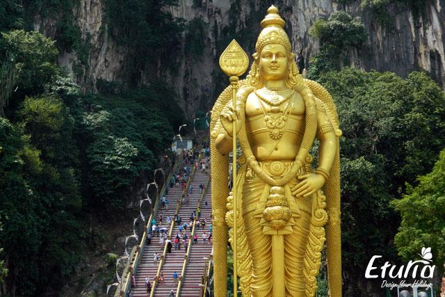 Batu Caves Malaezia