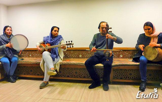 Muzeul Muzicii Isfahan