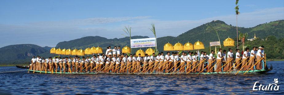 Lacul Inle Festival