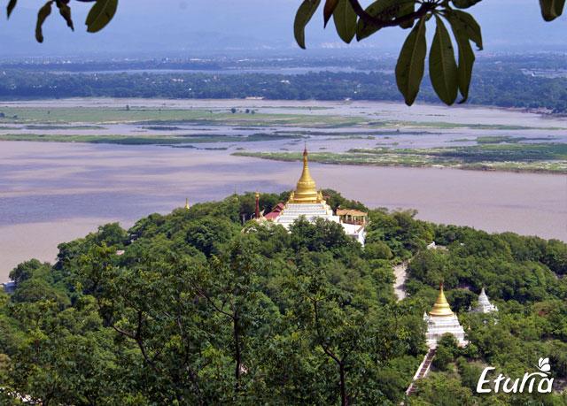 Swan Oo Pon Nya Shin panorama Myanmar