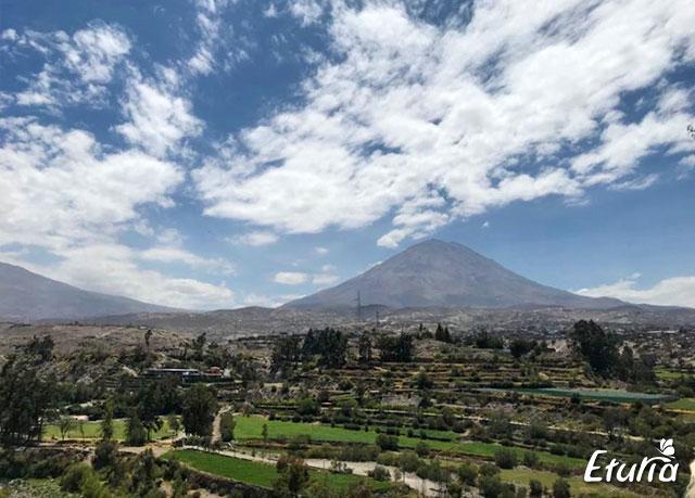 Vulcanul El Misti - Arequipa, Peru