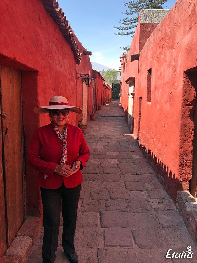 Manastirea Santa Catalina - Arequipa, Peru