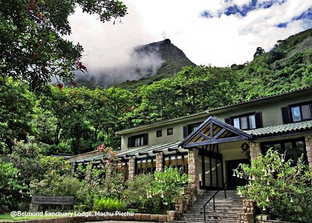 Machu Picchu Lodge