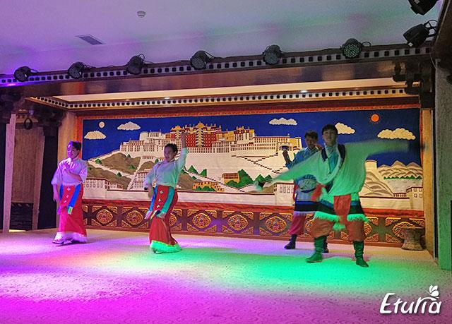 Spectacol tibetan Himalaya 2