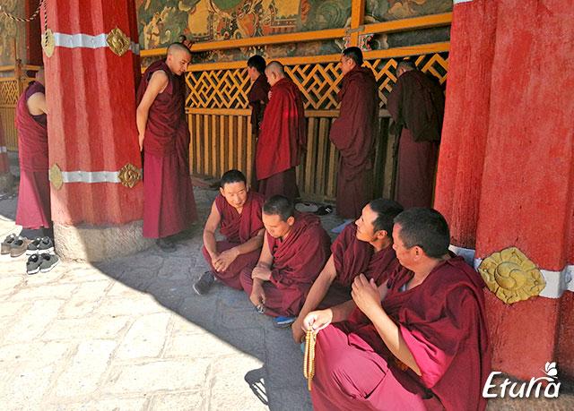 Manastirea Drepung 2