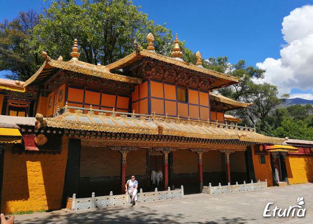 Palatul Norbulingka 2