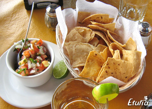 Mancare mexicana Cancun