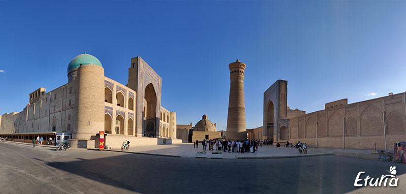 Atractie Bukhara