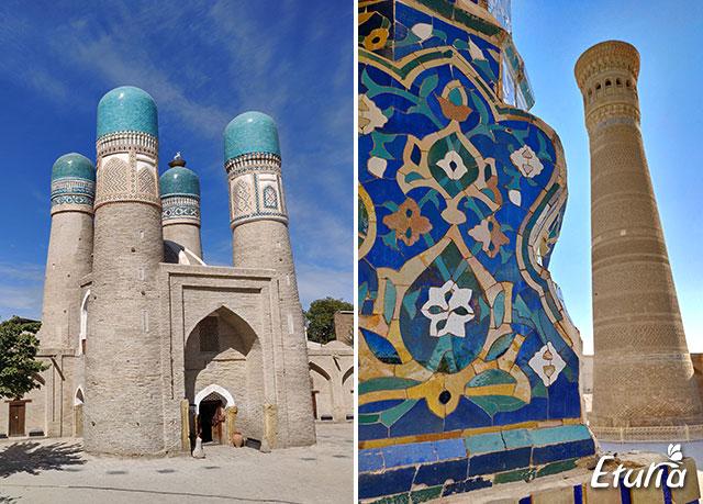 Monument Bukhara